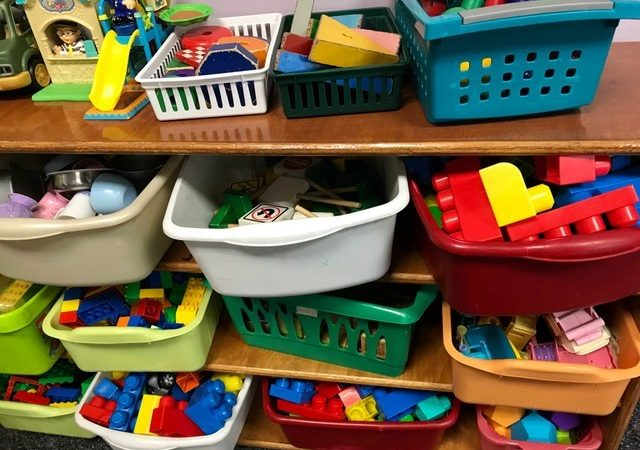 Tips for Teaching Organization to Your Child